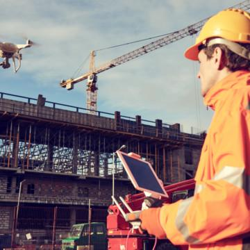 Drolo Project for Drone Use in Lower Airspace